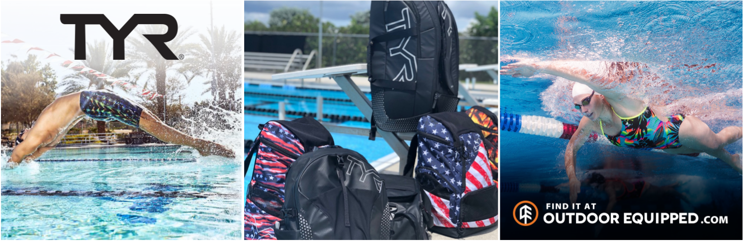 TYR Swim Apparel on OutdoorEquipped