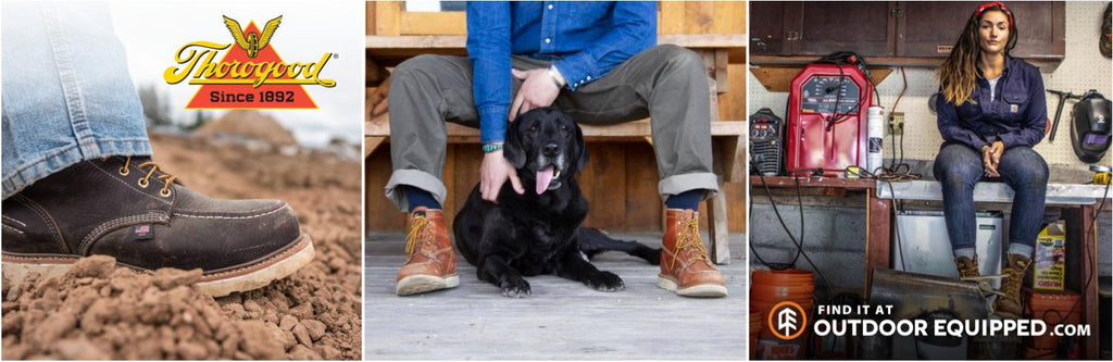 thorogood boots for men