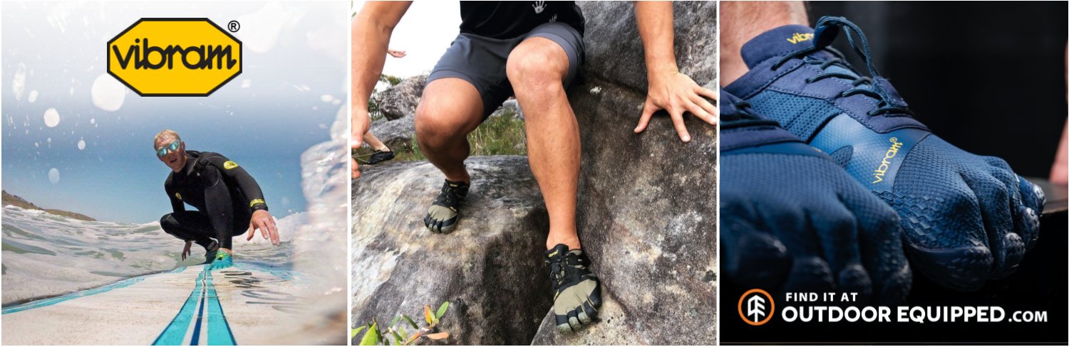 Vibram FiveFingers Shoes on OutdoorEquipped.com