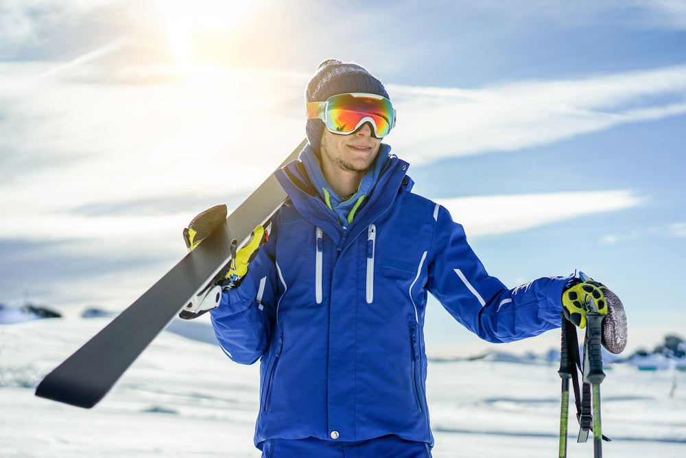 outdoor clothing for winter