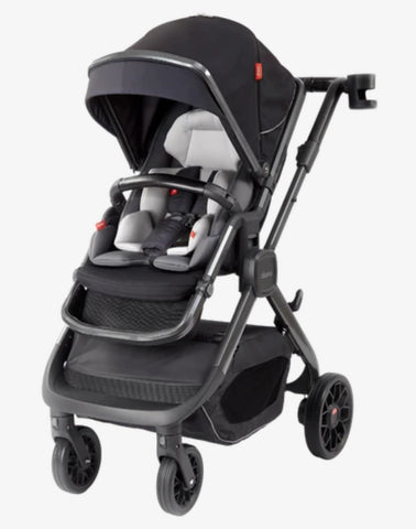 Diono Quantum 2 stroller with removable padded inserts