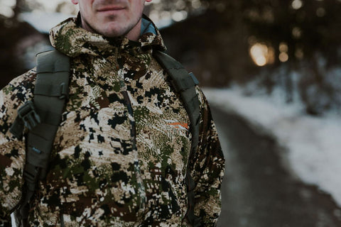 sitka waders and jackets
