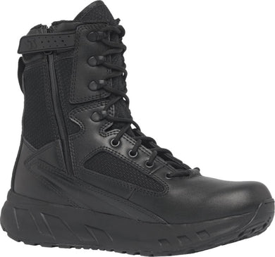 Belleville Tactical Research Men's MAXX 8Z WP Maximalist Waterproof Tactical Boot in Black Side Angle View