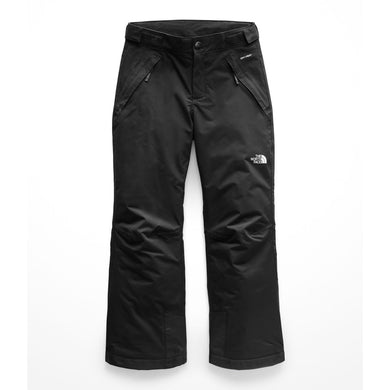 Girl's The North Face Freedom Insulated Pant  in TNF Black