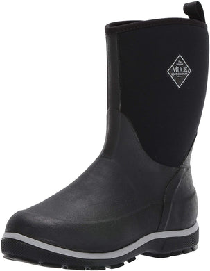Kid's Muck Boot Element 10 Print Boot in Black / High Rise