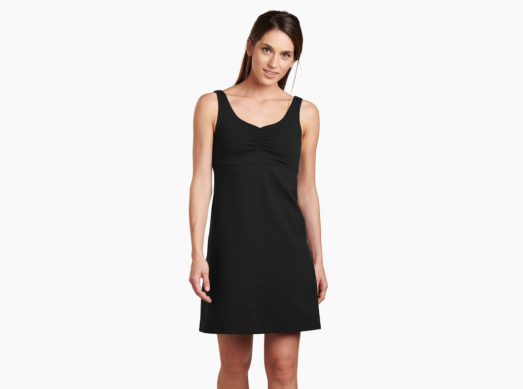 Women's Kuhl Harmony Dress in Raven
