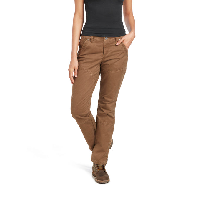 Women's Kuhl Rydr Pant in Dark Khaki