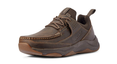 Men's Ariat Dozer Sneaker in Distressed Tan