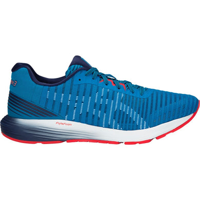 Men's Asics Dynaflyte 3 Running Shoe in Race Blue/White