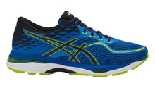 Load image into Gallery viewer, Men's Asics Gel-Cumulus 19 Running Shoe in Directoire Blue/Peacoat/Energy
