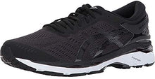 Load image into Gallery viewer, Men's Asics Gel-Kayano 24 Running Shoe in Black/Phantom/White