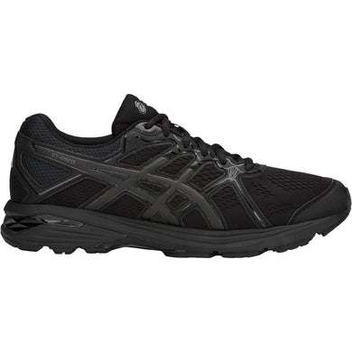 Men's Asics Gt-Xpress 4E Running Shoe in Black/Black