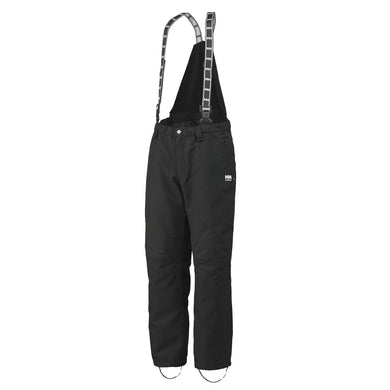 Helly Hansen Men's Berg Pant in Black from the front
