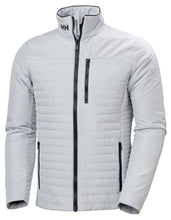 Load image into Gallery viewer, Helly Hansen Men's Crew Insulator Jacket in Grey Fog from the front