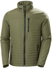 Load image into Gallery viewer, Helly Hansen Men's Crew Insulator Jacket in Lav Green from the front