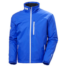 Load image into Gallery viewer, Helly Hansen Men's Crew Midlayer Jacket in Royal Blue from the front