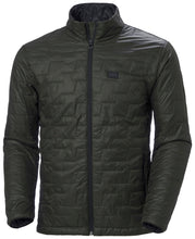 Load image into Gallery viewer, Helly Hansen Men's Lifaloft Insulator Jacket in Beluga from the front