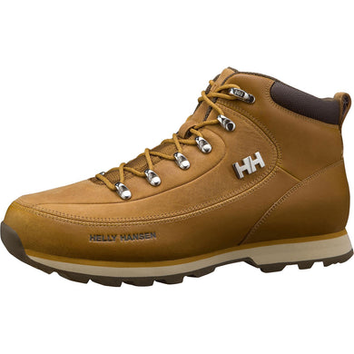 Helly Hansen Men's The Forester Winter Boot in Bone Brown-Hh Khaki from the side