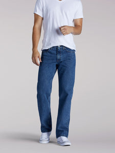Regular Fit Bootcut Jean in Wylie from Front View