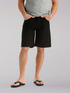 Men's Lee Regular Fit Denim Short in Light Stone