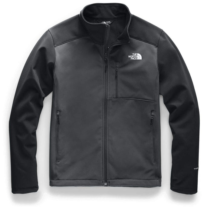 Men's The North Face Apex Bionic 2 Jacket in Asphalt Grey/TNF Black