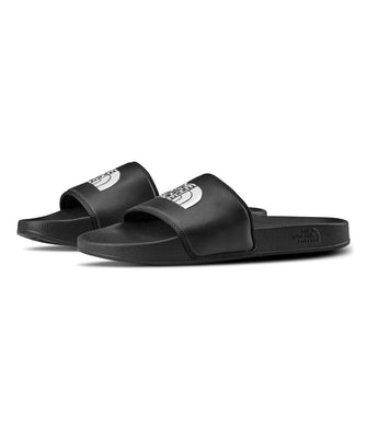 Men's The North Face Base Camp Slide II  in TNF Black/TNF White