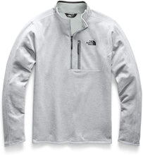 Load image into Gallery viewer, Men's The North Face Canyonlands One Half Zip  in TNF Light Grey Heather