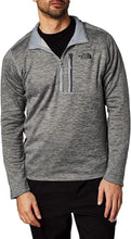 Load image into Gallery viewer, Men's The North Face Canyonlands One Half Zip  in TNF Medium Grey Heather
