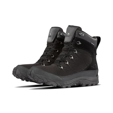 Men's The North Face Chilkat Nylon Boot  in TNF Black/TNF Black