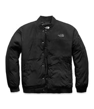 Load image into Gallery viewer, Men's The North Face Presley Insulated Jacket  in TNF Black