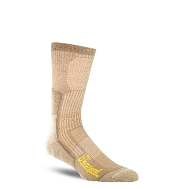 Thorogood 888-5006 Men's Crew Compression Sock in Coyote from the side