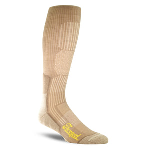 Thorogood 888-5007 Men's OTC Compression Sock in Coyote from the side