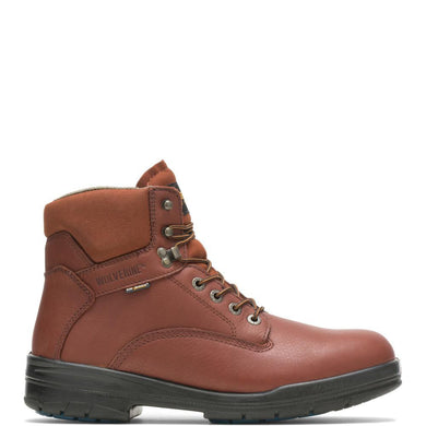 Men's Wolverine Durashocks Sr Direct-Attach 6 Work Boot in Brown