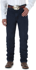 Men's Wrangler Cowboy Cut Jean Slim Fit in Nightfire from the front