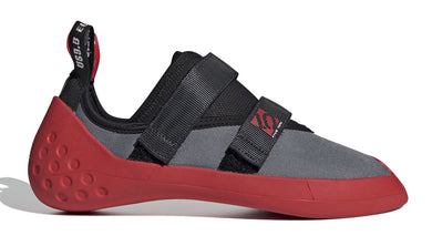 Men's Five Ten Gym Master Climbing Shoe in Scarlet/Carbon/Black from the side