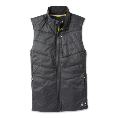 Men's Smartwool Smartloft-X 60 Vest in Black from the front