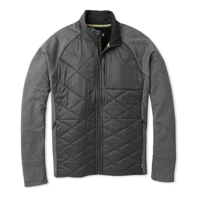 Men's Smartwool Smartloft 120 Jacket in Black from the front