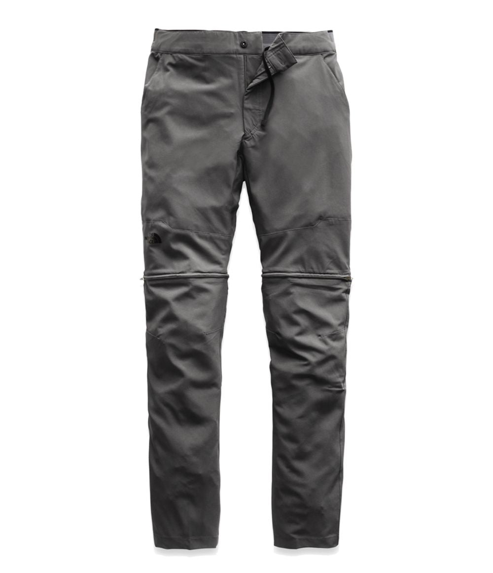 Men's The North Face Paramount Active Convertible Pant in Asphalt Grey from the front