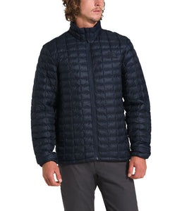 Men's The North Face ThermoBall Eco Jacket in Urban Navy Matte from the front