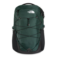 Load image into Gallery viewer, The North Face Borealis Backpack in Asphalt Grey/Silver Reflective from the front
