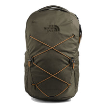 Load image into Gallery viewer, The North Face Jester Backpack in New Taupe Green/Utility Brown from the front