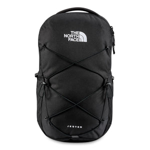 The North Face Jester Backpack in TNF Black from the front