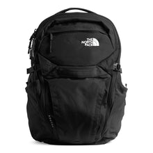Load image into Gallery viewer, The North Face Router Backpack in TNF Black from the front