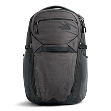 Load image into Gallery viewer, The North Face Router Backpack in TNF Dark Grey Heather/Asphalt Grey from the front