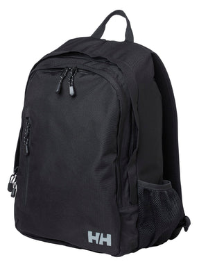 Helly Hansen Unisex Dublin 2.0 Backpack in Black from the front