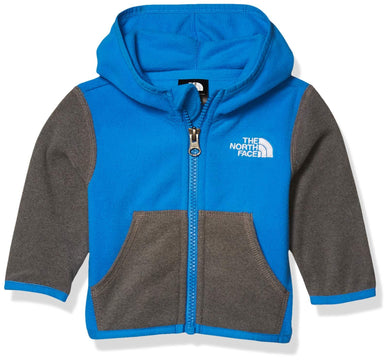 Unisex The North Face  Infant Glacier Hoodie  in Clear Lake Blue