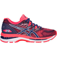 Load image into Gallery viewer, Women's Asics Gel-Nimbus 20 Running Shoe in Blue Print/Blue Print