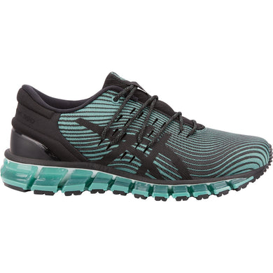 Women's Asics Gel-Quantum 360 4 Running Shoe in Sage/Black