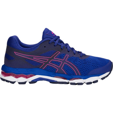 Women's Asics Gel-Superion 2 Running Shoe in Monaco Blue/Pink Glo