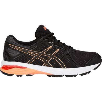 Women's Asics Gt-Xpress Running Shoe in Black/Mojave